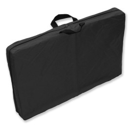 Carry Case For Large Aluminium in Black
