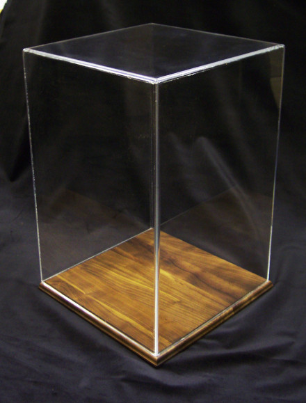 Acrylic Display Case 46.3 cm Tall