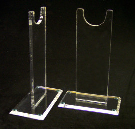 Tall Rifle Musket Display Stand