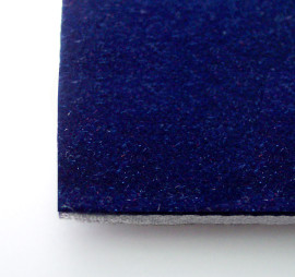 Dark Blue Liner For40.6 X 30.5 X 5.08 cm Case