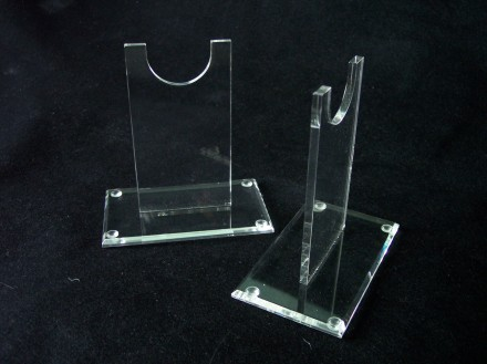 Low Rifle Musket Display Stands