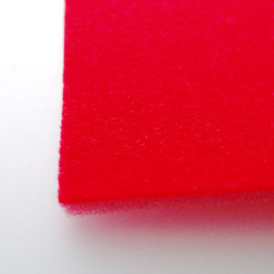 Red Liner For 40.6 X 30.5 X 3.18 cm Case