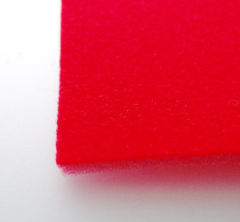 Red Liner For 40.6 X 30.5 X 5.08 cm Case