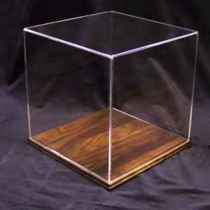 Acrylic Display Cases 31.8 cm Tall